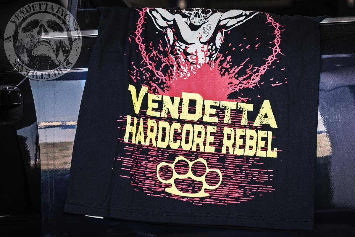 Vendetta Inc Shirt Hardcore