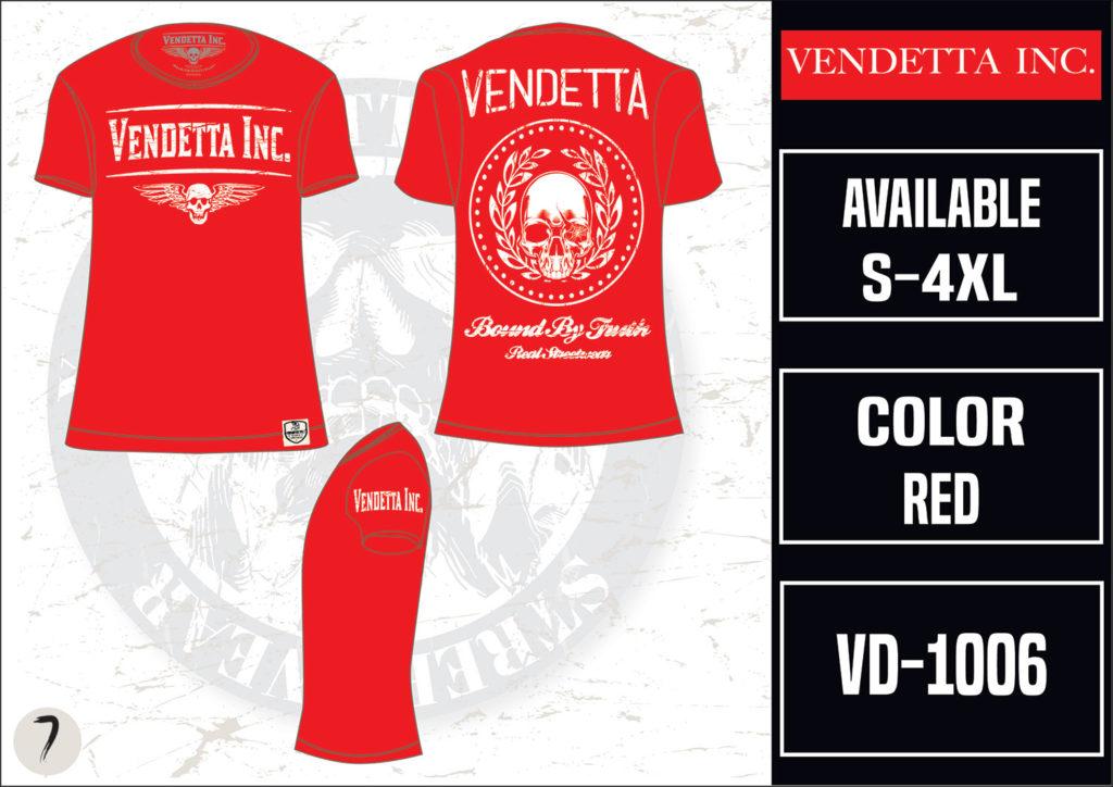 Vendetta Inc. VD-1006-rot Bound