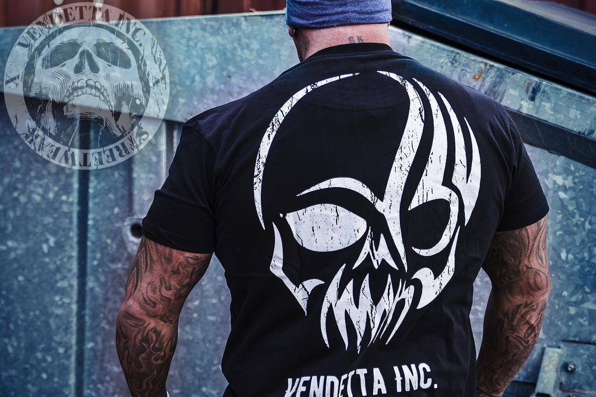 Vendetta Inc. Streetwear Skully